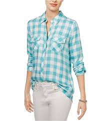 Maison Jules Size Chart Cheap Gingham Womens Shirt Find Gingham Womens Shirt Deals