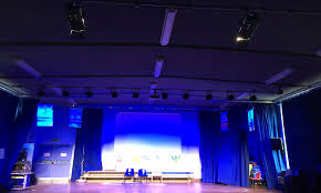 stage lighting system solves problems for leicester primary school