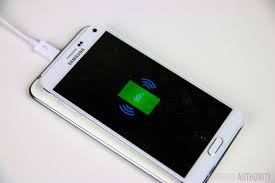 samsung note 4. samsung galaxy note 4 wireless charging accessories - android authority