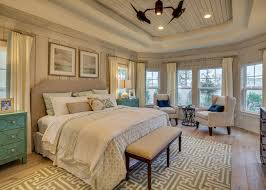 beachy bedroom furniture. neutral bedroom with splashes of turquoise dream finders homes beachy furniture