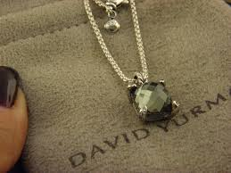 david yurman claine pendant necklace and 50 similar items s l1600