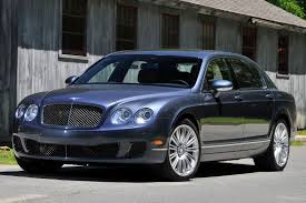 2010 Bentley Continental Flying Spur Speed 4dr Sedan AWD (6.0L ...