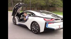 Here's Why the BMW i8 Is Worth $150,000 - YouTube