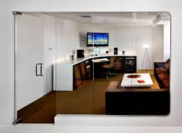 workspace furniture office interior corner office desk. office workspace fashionable men interior ideas and exciting sectional desk with square white coffee table plus round tripod floor lamp shade furniture corner