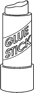 glue stick clipart black and white. Wonderful Clipart Glue Cliparts With Stick Clipart Black And White Library