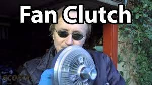 Changing A Bad Fan Clutch - YouTube