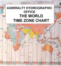 Ba5006 The World Time Zone Chart