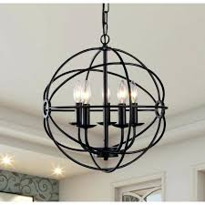 orb light chandelier collection 6