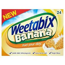 Doing things the weetabix® way. Weetabix Banana 24 Per Pack Walmart Com Walmart Com