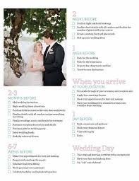 what you need for a wedding checklist the ultimate destination wedding checklist mywedding