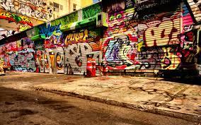 cool graffiti wallpaper graffiti brick background