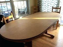 Custom Dining Room Table Pads Awesome Design Ideas