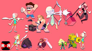 Save The Light Pearl All Pearl Fusions Team Special Ability Steven Universe Save The Light