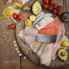 Super Omega-3 Seafood Diet