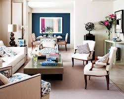 Small Picture modern interior design antique accent pieces white blue gold black