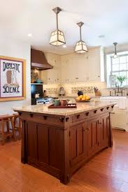 craftsman style kitchen lighting. Craftsman Style Home Decor Kitchen Traditional With Accent Tile Copper Oven. Image By: EANF Lighting