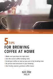 You need to pick the right type of bean too. What S The Proper Coffee To Water Ratio Real Good Coffee Company