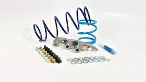 Alba Racing Rzr Xp Turbo Clutch Kit With Springs