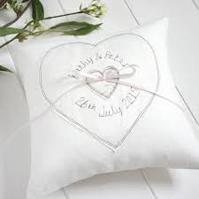 Customized Wedding Ring Pillow Singapore