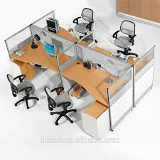 office desk cubicle. Superior Quality Office Furniture System Modular 4 People Cubicle Counter Buy Counter4 CounterOffice Product On Desk