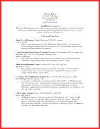 Pediatrician Resume Sample Pediatrician Resume Good Resume Format 21