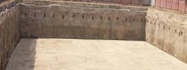 construction of diaphragm wall services