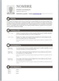 Modelo De Curriculum Vitae En Word Formato Basico De Curriculum Rome Fontanacountryinn Com