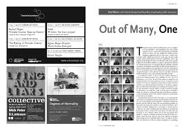 Art Monthly Advertise