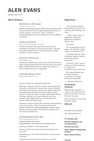 resume technician maintenance field service technician resume samples visualcv resume samples
