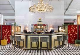 decorex international chagne bar by shalini misra at decorex 2018 photo andrew meredith