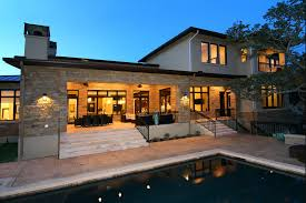 Custom Country Home Designs Pin Hill Country Contemporary Home Striking Design House