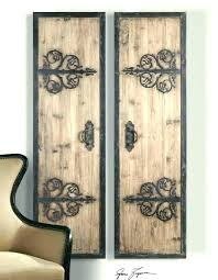 wrought iron wall accents rustic wrought iron wall decor wood and metal wall decor decorative rustic