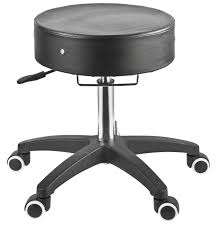 White Rolling Chair Stool Office Chairs Richfielduniversityus