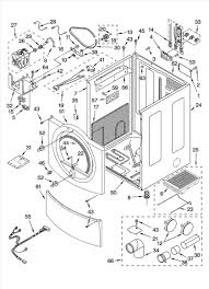 Kenmore dryer heating element wiring diagram thermostat elite electrical circuit he4 timer 1680