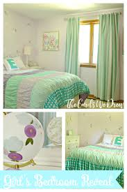 Lilac Bedroom Teal And Lilac Girls Bedroom Reveal The Cards We Drew