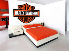 Harley Davidson Signs Decor Inspiring Idea Harley Davidson Wall Decor Wall Decoration Ideas 82