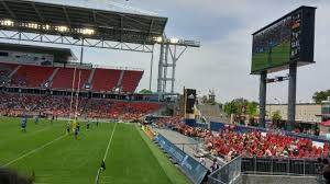 Argos Seating Chart Bmo Field A Must For Football Lovers In Toronto Review Of Bmo Field