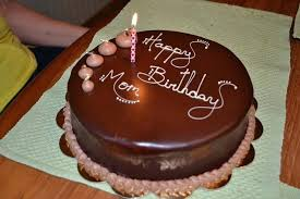 Happy Birthday To You Cake With Name For Mother Happy Bday Cake
