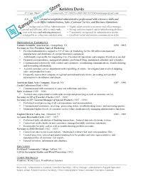 Admin Job Profile Resume Noc Duties Dew Drops