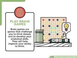 Analytic Skill How To Improve Analytical Skills 12 Steps With Pictures
