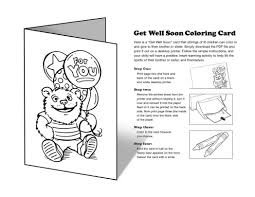 Small Picture Get Well Soon Dad Coloring SheetsWellPrintable Coloring Pages