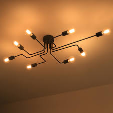 pipe ceiling lighting great ceiling fans with lights bathroom ceiling light fixtures