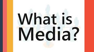Communication Media What Is Media Definition Meaning Explained Media Mass