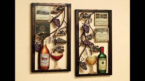81 most brilliant wine themed gifts kitchen decor themes wine bottle wall decor metal wine art imagination