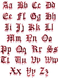 Font Styles For Tattoos Font Style Tattoo Clipart Images Gallery For Free Download