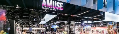 amuse brings the experience of a beauty studio to the airport