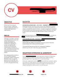 Resume Never Had A Job I've Never Had A Job Or Work Experience Is My CVresume Good Enough 20