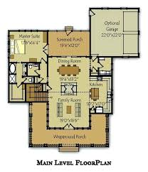 house plans with big porches main level floor plan house plans with big back porches