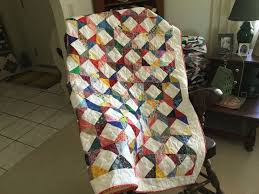 1st Quilt Of 2018 Made By Sharon Theriault And Quilted 5