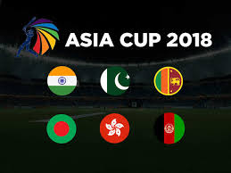 Asia Cup 2018 Match Schedule And Timings The Economic Times